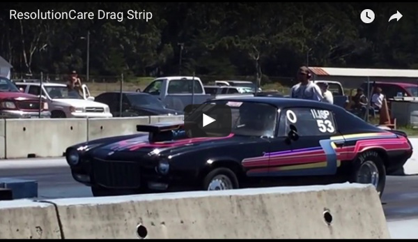 ResolutionCare Drag Strip