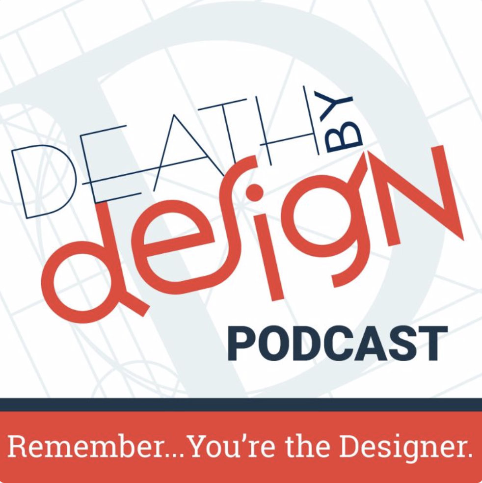 Death by design logo